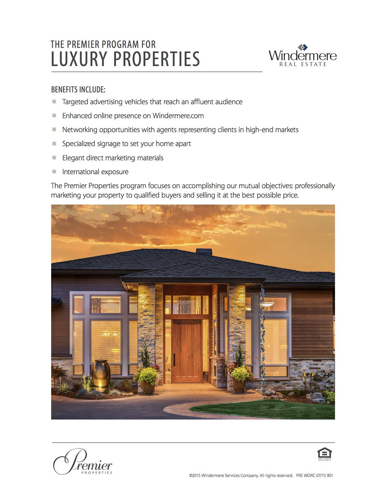 901 Luxury Properties Program-2